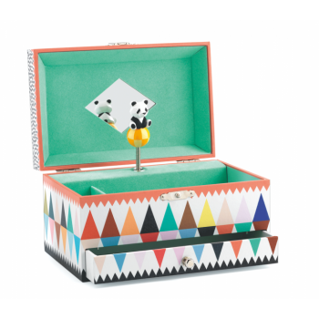 "Musical Boxes - The Panda""s Song"