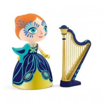 Arty Toys - Princesses - Elisa & Ze Harpe