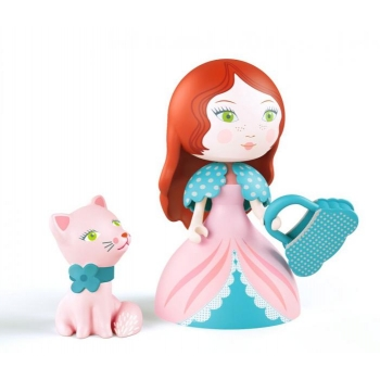Arty Toys - Princesses - Rosa & Cat