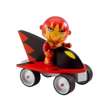 Arty Toys Superheroes - Firebird & ze jet