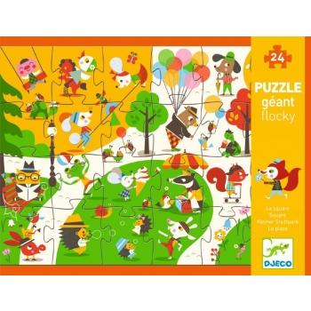 Giants puzzles - Flocky puzzle - Square