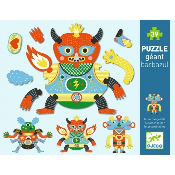 Giants puzzles - Babazul