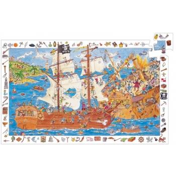 Puzzle - Pirates - 100 pcs