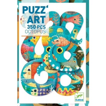 Puzz'Art - Octopus  - 500pcs