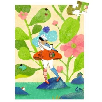 Mini puzzles - Miss Chichi