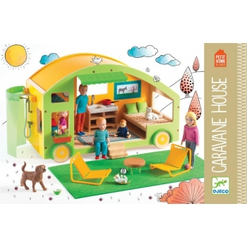 Doll house - Caravane House