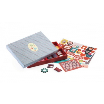 Doll house - Deco kit bumbai