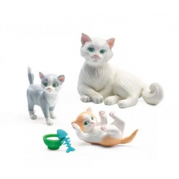Doll house - Cats