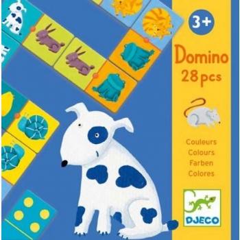 Domino - Colour animals