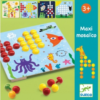 Educational games - Mosaico maxi
