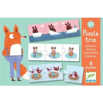 Duo-Trio Puzzles  - Stories