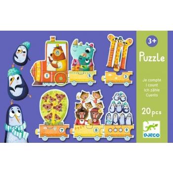 Duo-Trio Puzzles - I count