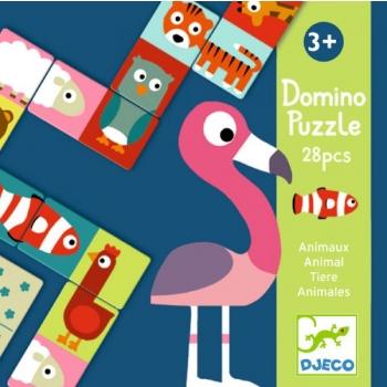 Domino - Animo-puzzle Loomad Doomino