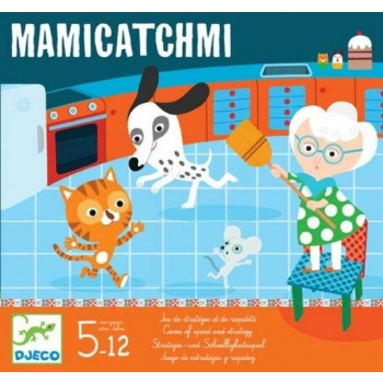 Games - MamiCatchMi