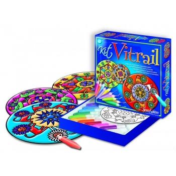 """Vitraazi valmistamise komplekt """"Mandala"""""""