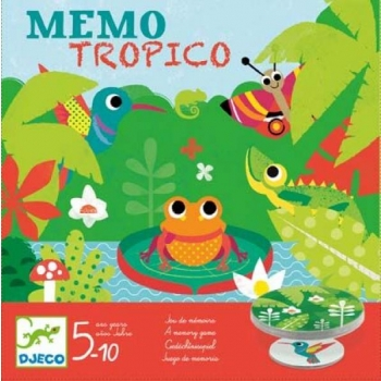 Games - Mémo Tropico