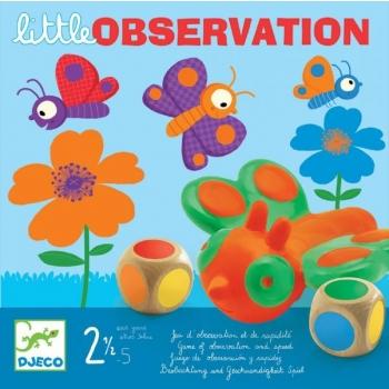 Lauamäng - Little observation