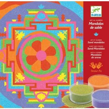 Colored Sands - Tibetan mandalas