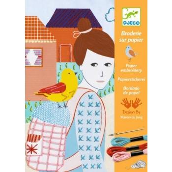 Needlework - Embroidery - My lil' joys