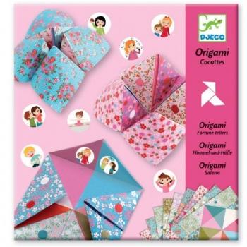 Origami- Fortune Tellers