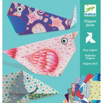 Origami - Big animals