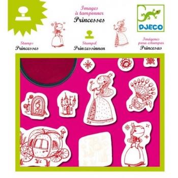 Stamps - Princesses