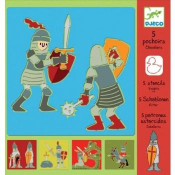 Stencils - Knights