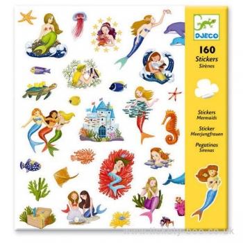 Small gift - Stickers - Mermaids