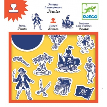 For older children - Stamps - Pirates