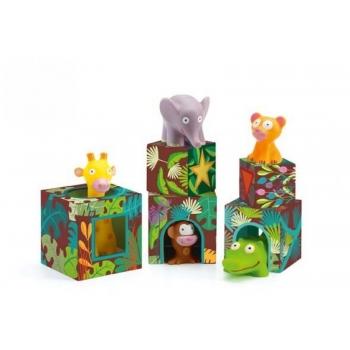 Blocks for infants - Maxi Topanijungle