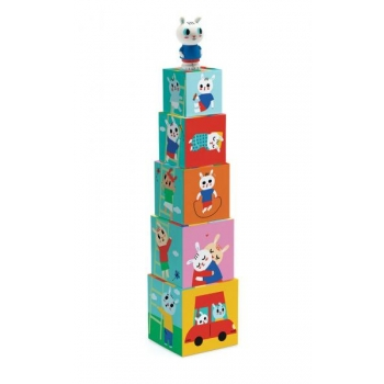Blocks for infants - Bunnybloc