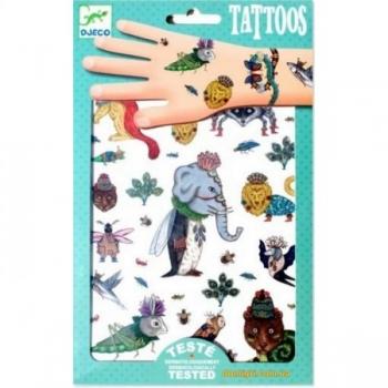 Tattoos - Beasties