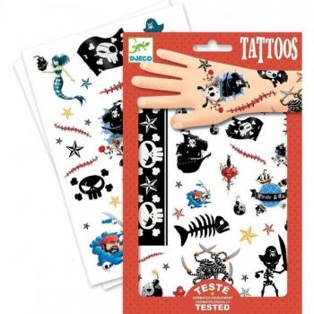 Tattoos - Pirates