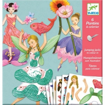 Small gift - Jumping jacks - Fairies