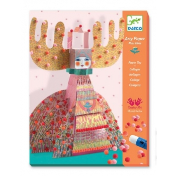 For older children - Arty paper - Miss Bliss