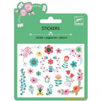 Small stickers - Small flowers