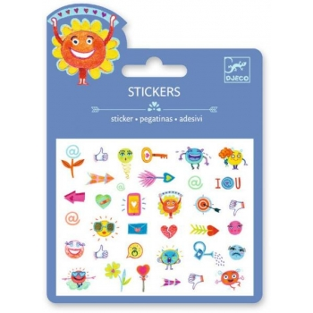 Mini craft pack stickers - Symbols