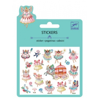 Mini craft pack stickers - Fairies and tiny wings