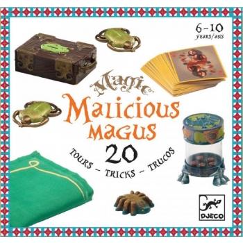 Magic - Malicious 20 tricks