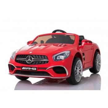 Elektriauto Mercedes AMG SL65 Punane