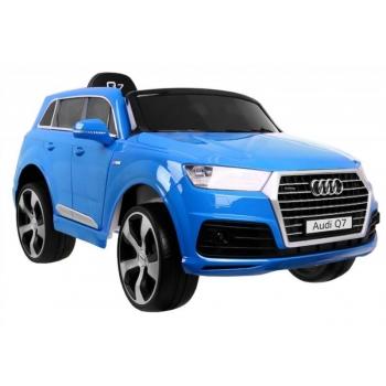Children ride on car Audi Q7 (Blue)
