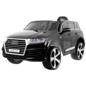 Children ride on car Audi Q7 (Black)