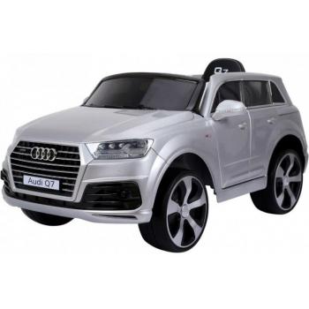 Children ride on car Audi Q7 (Silver)