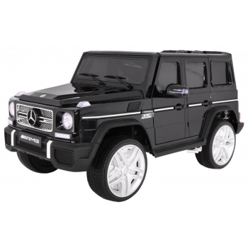 Children ride on car Mercedes G65 (Black)