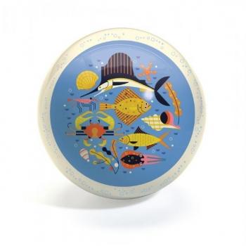 Резиновый мяч Морские животные 22 см
