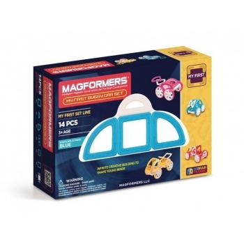 "Magnetkonstruktor Magformers ""My First Buggy"" Sinine"