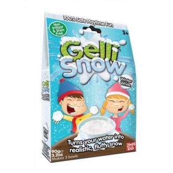 Zimpli Kids Белый снег для ванны