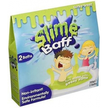 Zimpli Kids Волшебный гель для ванны зелёный
