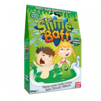 Slime Baff Green.Zimpli Kids 150g