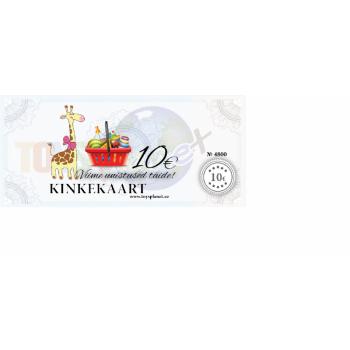 Подарочная карта 20 евро